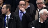 En el momento de los atentados, Hollande estaba en el Stade de France, donde se jugaba el partido amistoso entre Francia y Alemania,en la periferia de París.