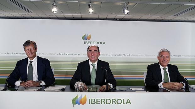 Presentación de resultados de Iberdrola