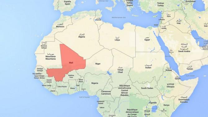 Mali es una ex colonia francesa que se encuentra al noroeste de África