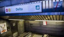 Las estaciones de metro de Bruselas permanecen cerradas