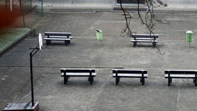 Los parques y lugares públicos están desolados ante la amenaza yihadista