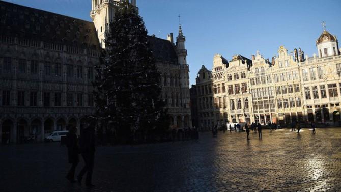 Las autoridades belgas piden a los ciudadanos no concurrir a lugares públicos