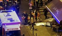 La toma de rehenes en Le Bataclan dejó 82 muertos