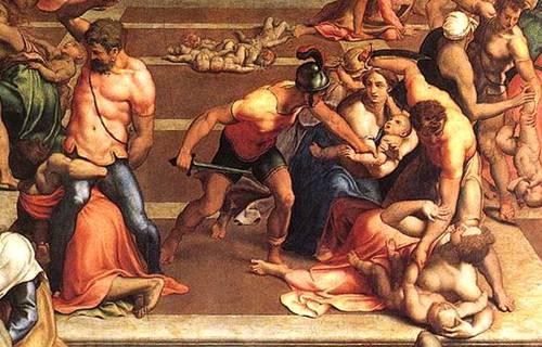 La Iglesia recuerda hoy a los Santos Inocentes que Herodes mandó matar
