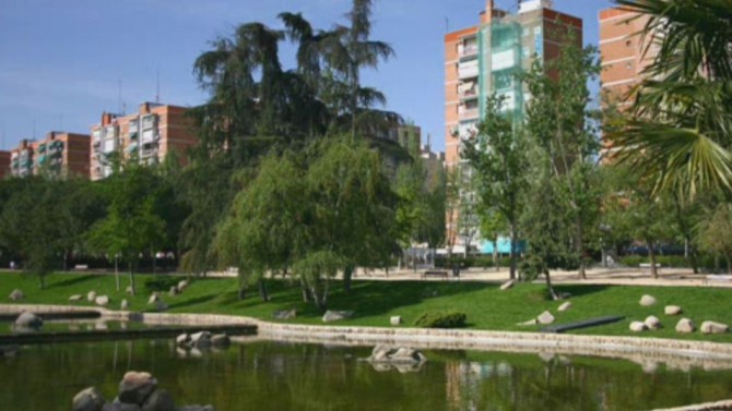 El parque Carlos Arias Navarro se llamará parque Aluche