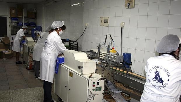 Empresa de polvorones vallisoletana Dulces Galicia