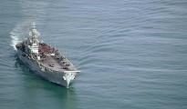 El portaaviones 'Príncipe de Asturias'.