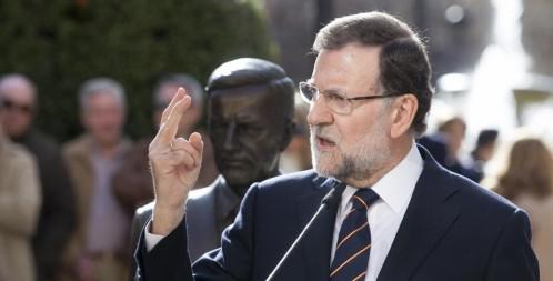 Mariano Rajoy ha felicitado al pueblo de Venezuela