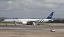 El avión de Air France debió realizar un aterrizaje de emergencia en Kenia