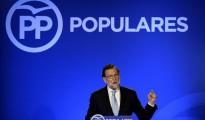 El presidente del Gobierno en funciones y líder del Partido Popular (PP), Mariano Rajoy,