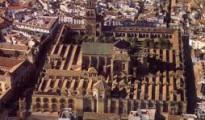 Vista aérea de Córdoba