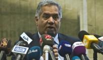 El ministro egipcio de Antigüedades, Mamduh al Damati
