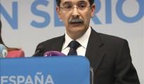 El portavoz del grupo municipal del Partido Popular en el Ayuntamiento de Manzanares (Ciudad Real), Manuel Martín Gaitero.