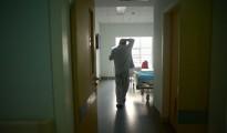 Imagen de archivo de un hospital en Pekín
