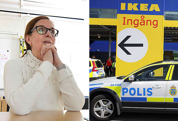 Carola Herlin, directora de la clínica Moro Backe, fue asesinada, junto a su hijo, el pasado 10 de agosto en la tienda de Ikea de Västerås, Suecia.