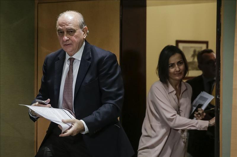 Jorge fern ndez d az ministro del interior la cup ha for Ministro del interior 2016
