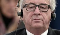 El presidente de la Comisión Europea, Jean-Claude Juncker, el 20 de enero de 2016 en la sede del Parlamento Europeo, en Estrasburgo, Francia