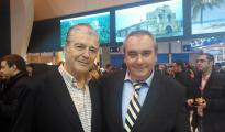 Máximo Valverde y Armando Robles