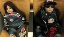 Las muñecas tailandesas «look thep»