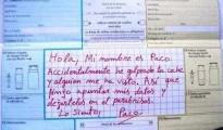 La imagen utilizada por la Guardia Civil en Twitter.