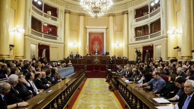 El PSOE niega que la cesión de senadores forme parte de una negociación.