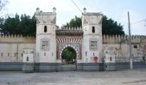 Cuartel de La Legión en el antiguo Protectorado español en Marruecos
