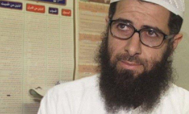 Sami Abu Yusuf es imán de una mezquita de Colonia, Alemania
