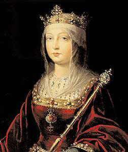 Isabel de Trastámara.