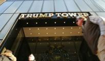 "La ""Torre Trump"" en Manhattan, el 8 de diciembre de 2015"