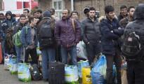 Centro de acogida de inmigrantes en Bélgica