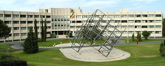 Vista general de las instalaciones del Centro Nacional de Inteligencia