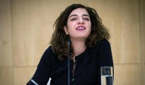 Celia Mayer, exokupa y en la actualidad concejal de Cultura