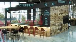 El proyecto incluía tiendas y restaurantes