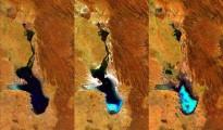 """Un satélite confirma la """"evaporación completa"""" del lago Poopó de Bolivia"""