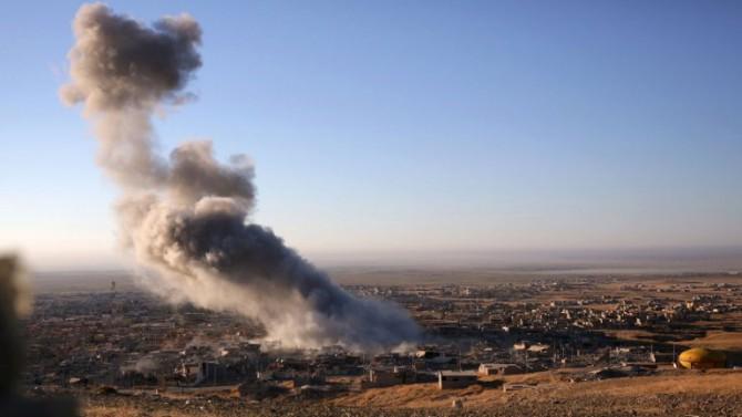 Simjar fue recuperada por los kurdos tras el dominio del Estado Islámico