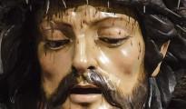Nuestro Padre Jesús Nazareno de Osuna tras el golpe