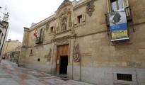 Vista del Archivo de la Guerra Civil de Salamanca.