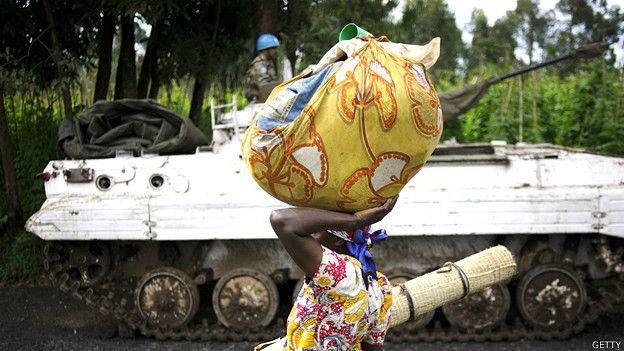El informe presentado por Ban Ki-moon insta a crear un banco con muestras de ADN de los soldados de la ONU para facilitar los procesos criminales.