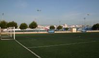 Campo de fútbol donde juega sus partidos el Club Deportivo Español del Alquián