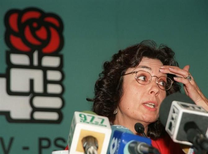 Fotografía de la ex alcaldesa de Valencia.