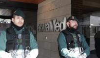 La Guardia Civil registró la sede de Acuamed en enero por posibles irregularidades en su contratación