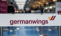 Imagen de archivo de un mostrador de la compañía Germanwings en el aeropuerto de Tegel, en Berlín.