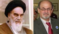 El Líder Supremo de Irán, ayatolá Ruholá Jomeini, puso precio a la cabeza del novelista británico Salman Rushdie hace 27 años. El mes pasado, un grupo de medios iraníes añadió 600.000 dólares a la recompensa.