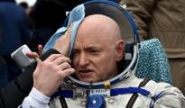 Scott Kelly es el astronauta estadounidense que pasó más tiempo en el espacio