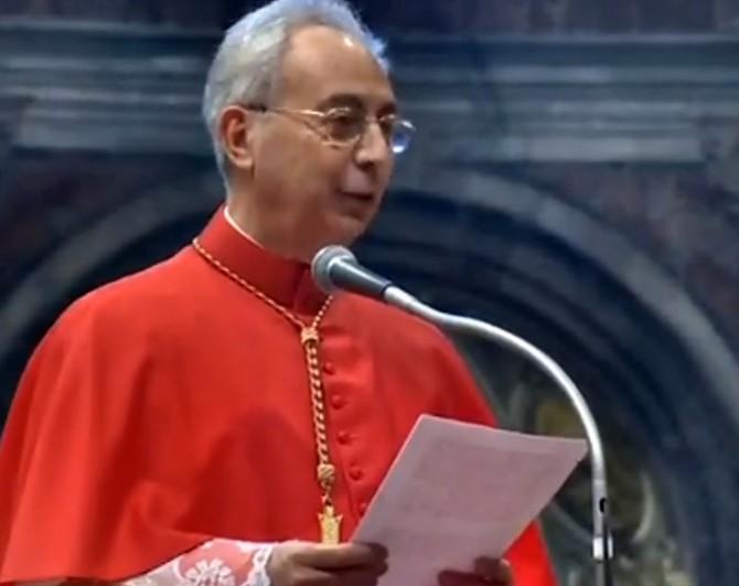 Cardenal Dominique Mamberti