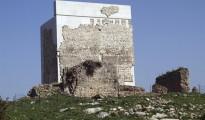 Fotografía facilitada por el Museo Municipal de Villamartín. La restauración del castillo de Matrera de Villamartín (Cádiz), un conjunto calificado como Bien de Interés Cultural (BIC) y cuyo origen se ubica en el siglo IX, ha suscitado una polémica que ha llegado a llamar la atención de medios internacionales como The Guardian o Times.