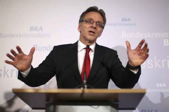 El presidente de la Oficina Federal de Investigación Criminal (BKA) alemana, Holger Münch.