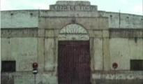 Antigua plaza de toros de Badajoz