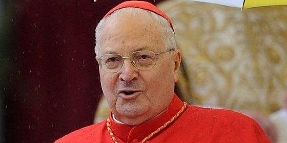 Cardenal Angelo Sodano