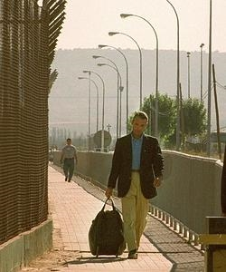 Abandona la prisión de Alcalá-Meco, en 1999